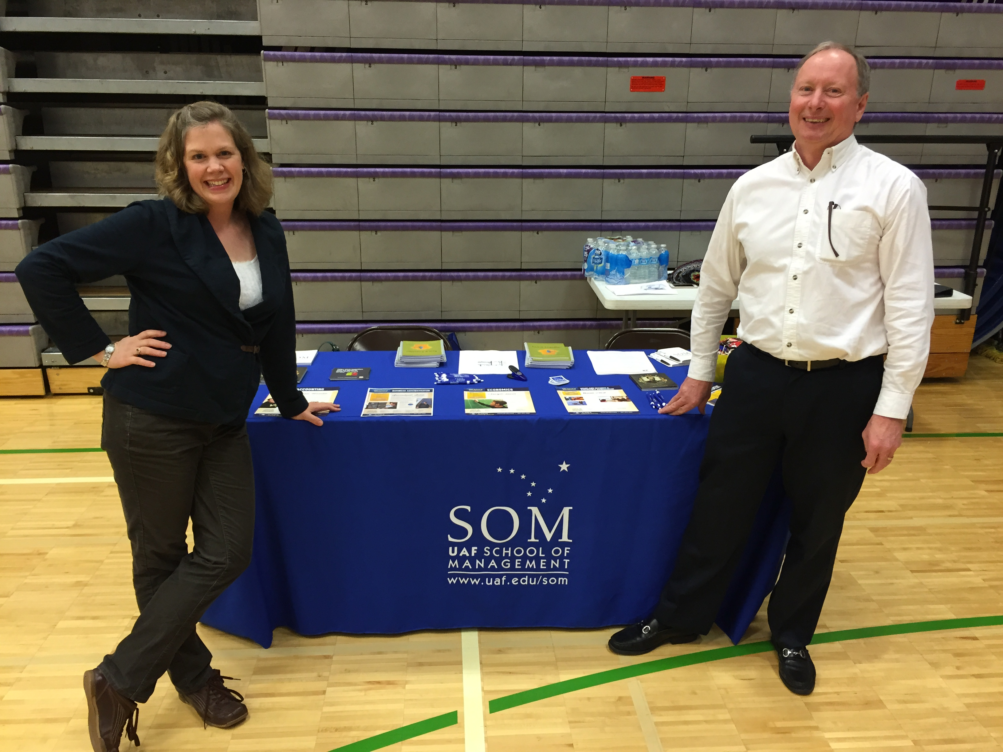 Lathrop Career Fair-2014